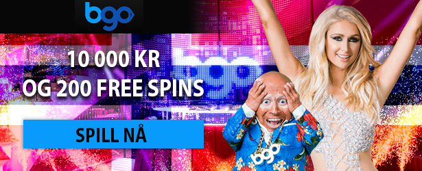Bgo casino - spill og vinn mot The Boss!