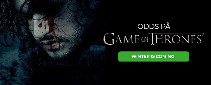 Odds på Game of Thrones
