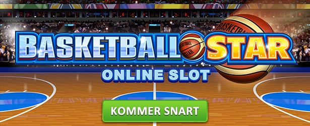 Basketball Star spilleautomat fra Microgaming