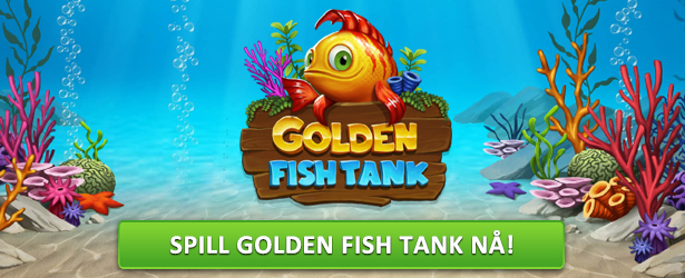 Golden Fish Tank fra Yggdrasil!