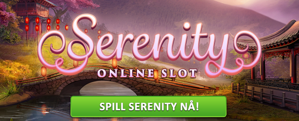 Serenity spilleautomat fra Microgaming