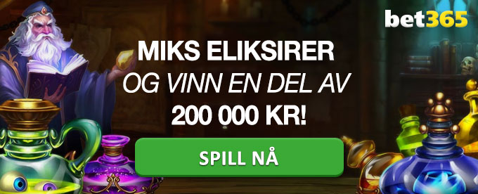 Alchymedes casinoturnering med 200 000 kr i potten