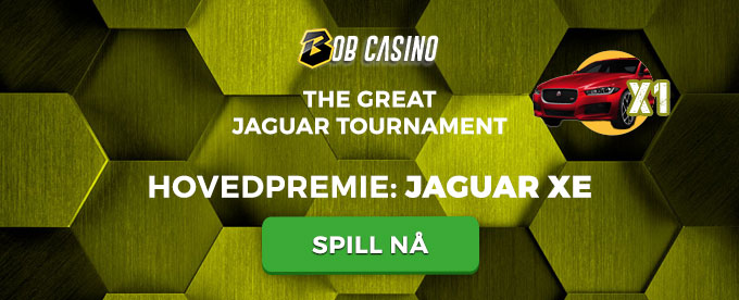 Bob Casinos The Great Jaguar Tournament