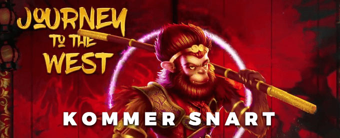 Journey to the West kommer snart!