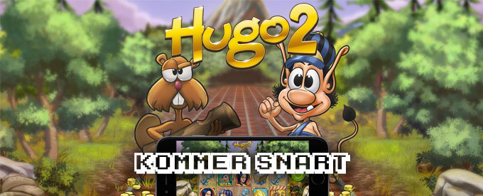 Spill Hugo 2 av Play'N Go f.o.m. 23. november 2017