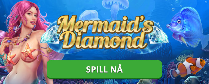 Mermaid's Diamond av Play'n Go