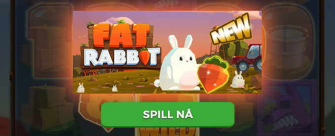 Fet opp kaninen i spilleautomaten Fat Rabbit av Push Gaming
