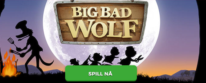 Spill og vinn i Big Bad Wolf av Quickspin