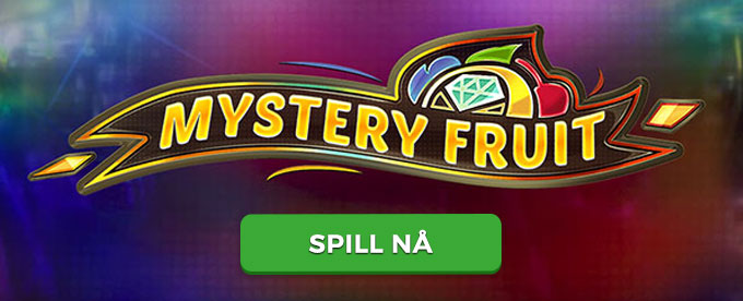 Vinn fantastiske gevinster i Mystery Fruit av Red Tiger Gaming