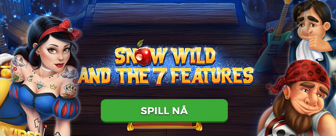Spill Snow Wild and the 7 Features av Red Tiger
