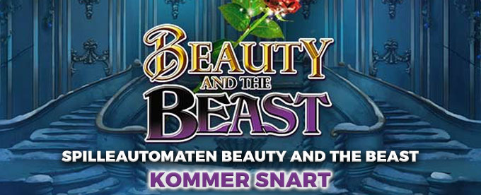 Yggdrasil Gaming tolker eventyret Beauty and the Beast