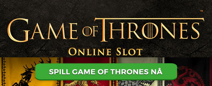 Spill Game of Thrones Online Slot